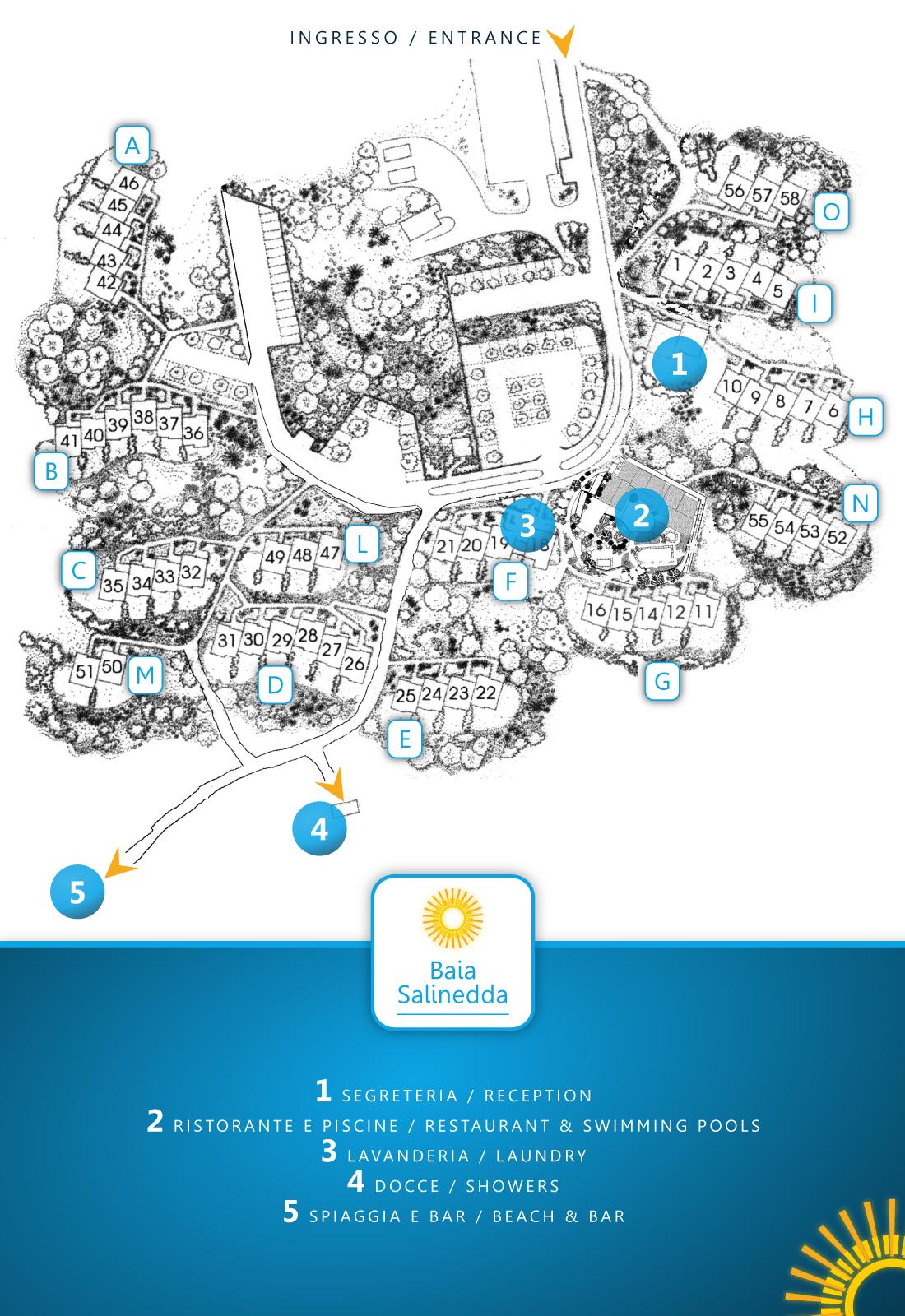 piantina residence baia salinedda pdf